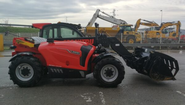 Manitou MLT630 occasion