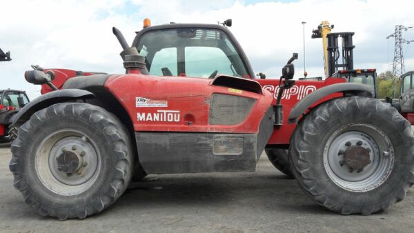 Manitou MLT 735 occasion