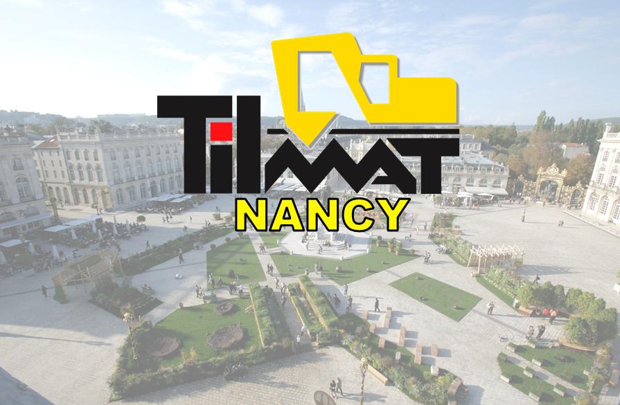2020 : Une nouvelle agence TILMAT à Nancy