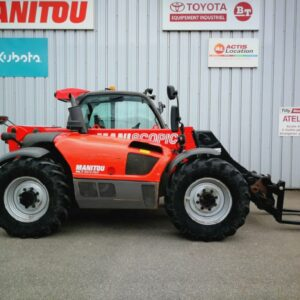 MLT634-120 LSU MANITOU occasion