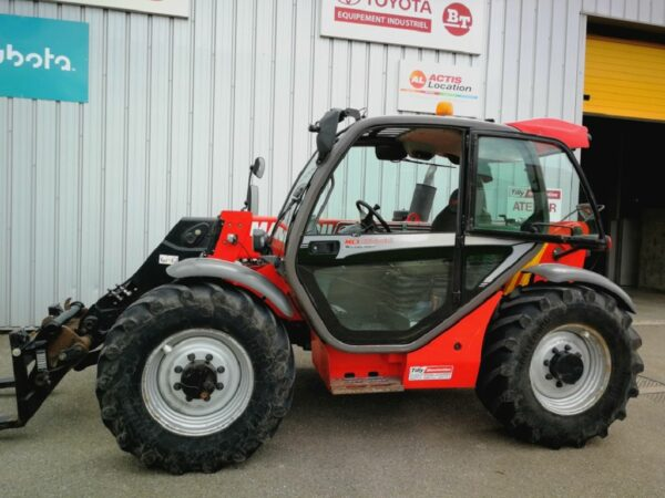 Manitou MLT634 occasion